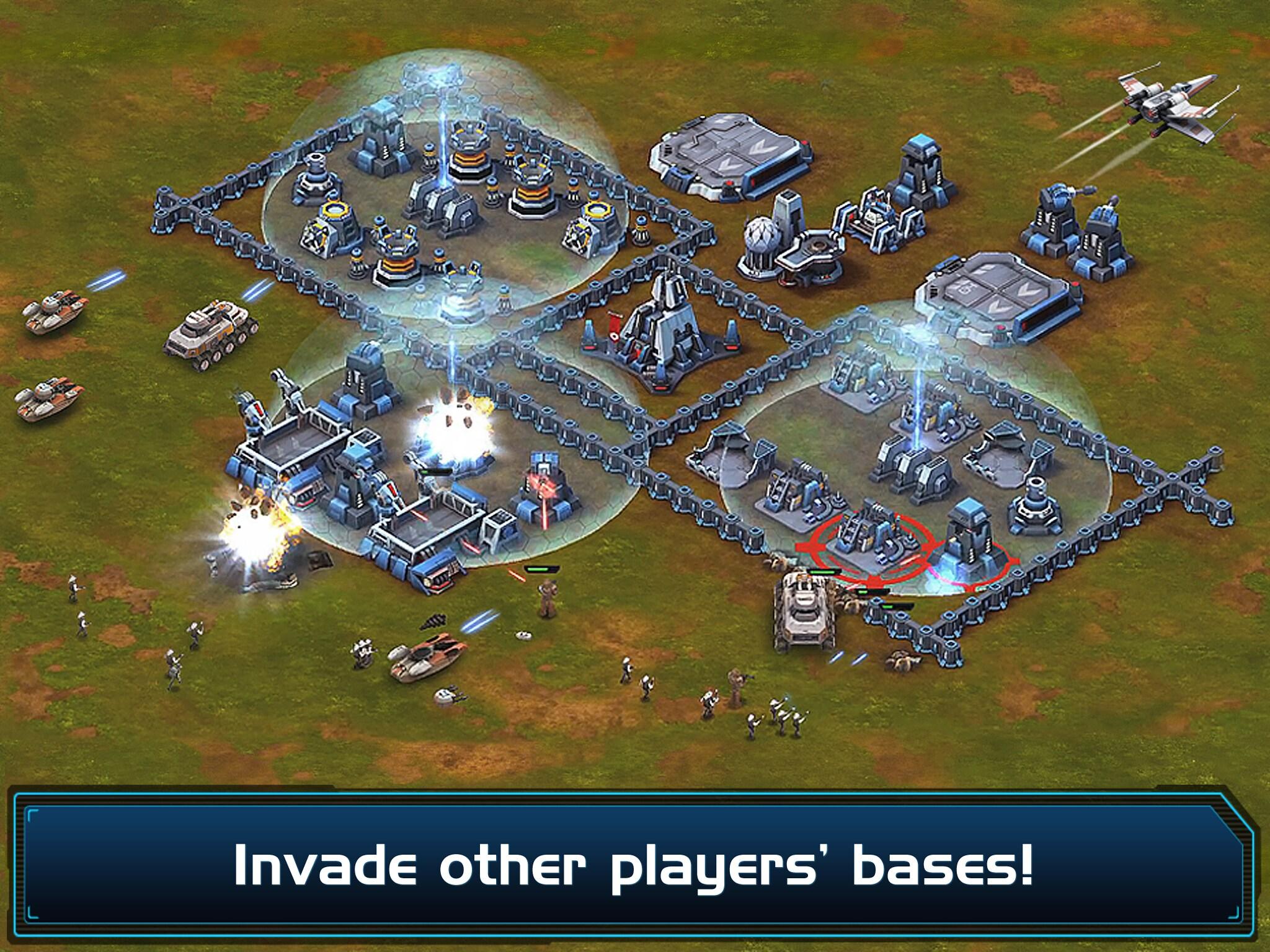 Онлайн стратегия star wars онлайн игра 2015 рпг
