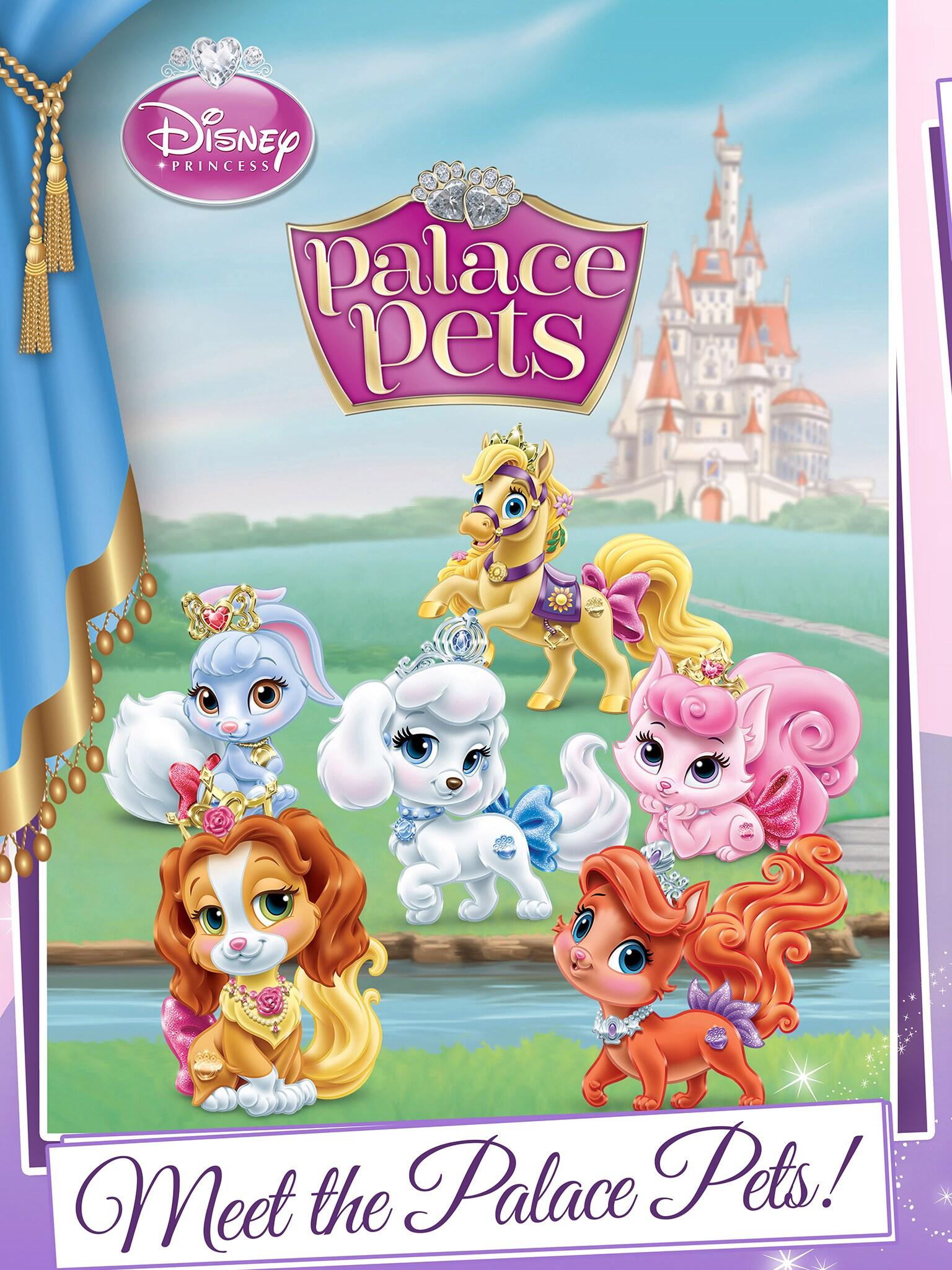 Palace Pets Photo Gallery | Disney Australia Games