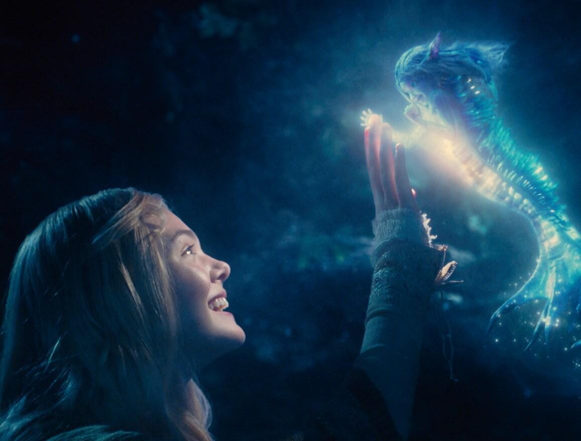 Elle Fanning as Aurora