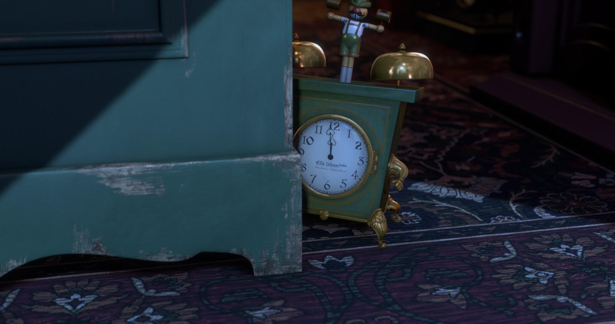 Tick tock Tale - Walt Disney Animation Studios Short Films Collection