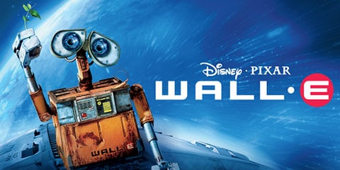 Wall E Disney Movies