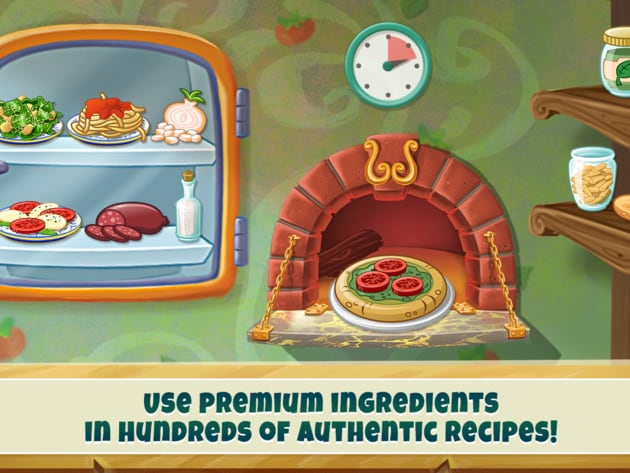 Use premium ingredients in hundreds of authentic recipes!