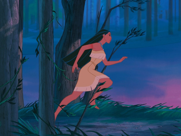 """""""Come run the hidden pine trails of the forest."""""""