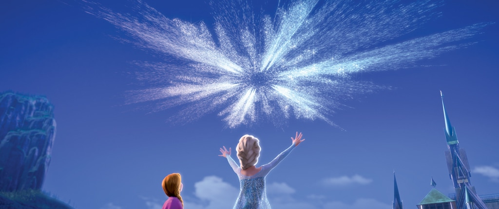 Kids Superhero Powers elsa frozen