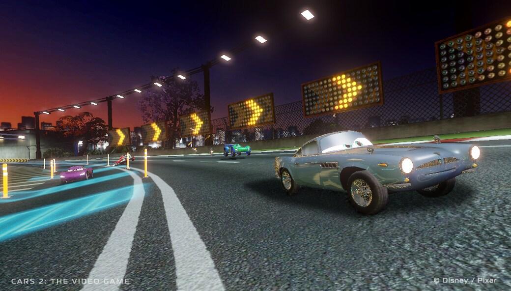 disneypixar cars 2 the video game disney lol
