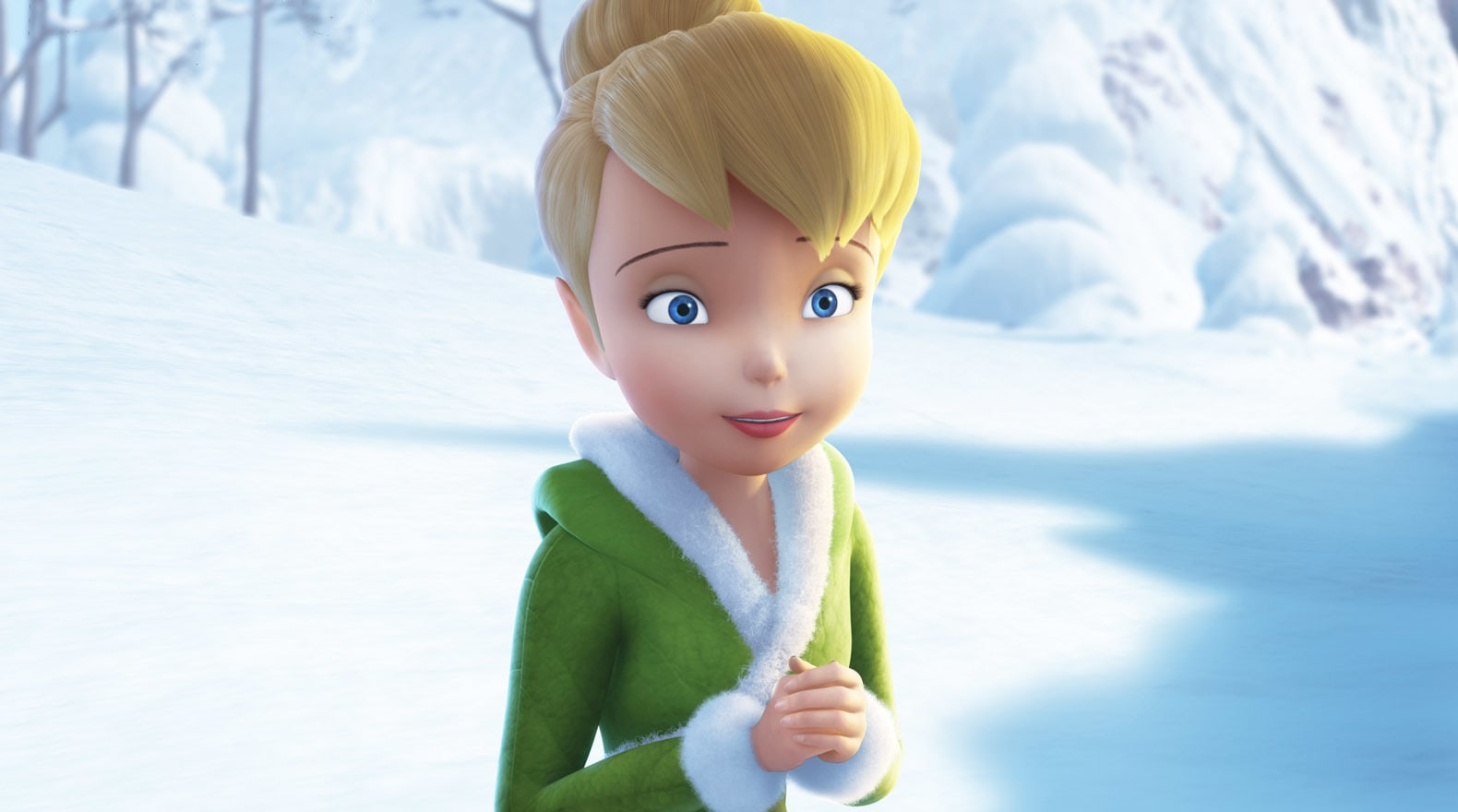 Tinker Bell goes to her new Frost Fairy friends for help saving the Pixie Dust Tree.
