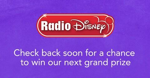 Radio disney word of the day