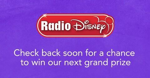 Radio Disney Sweepstakes   Radio Disney