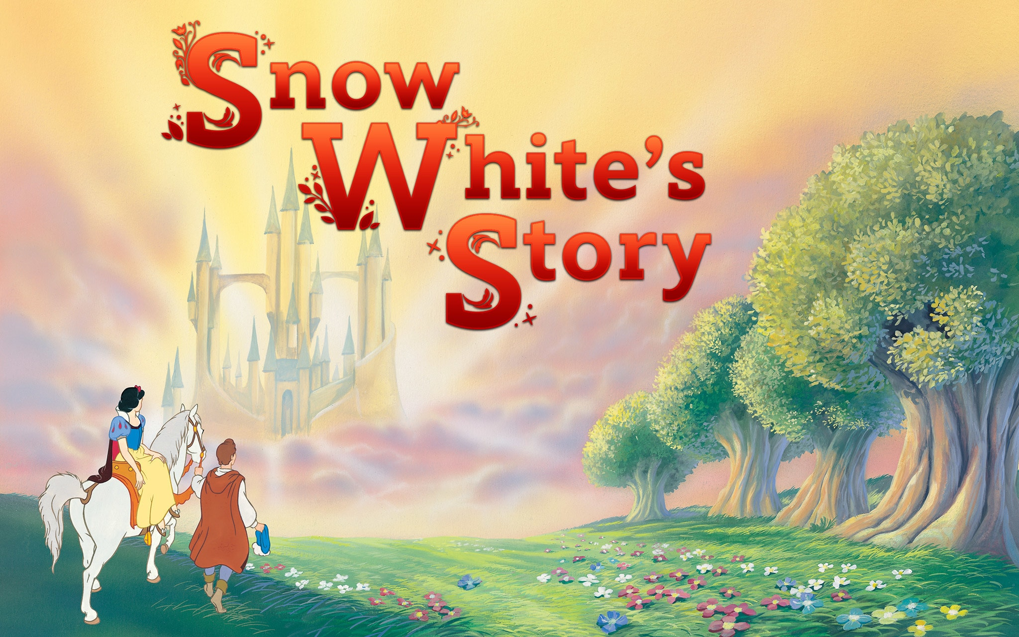 Snow White's Story | Disney Princess