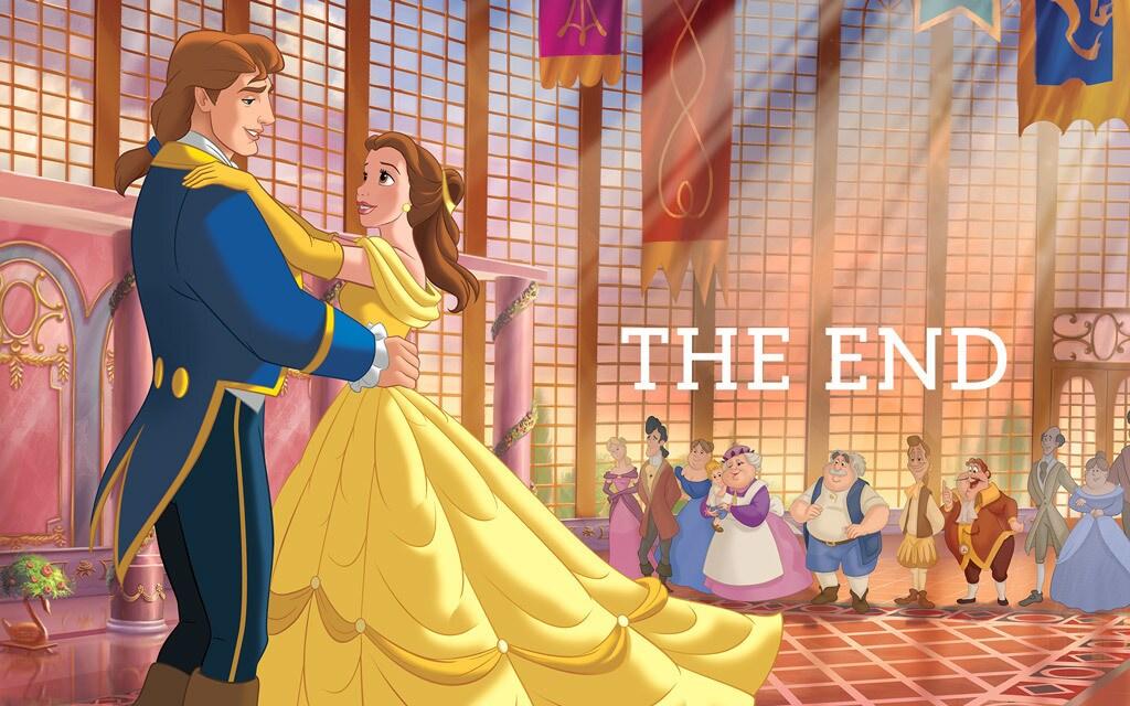 belle s story disney princess
