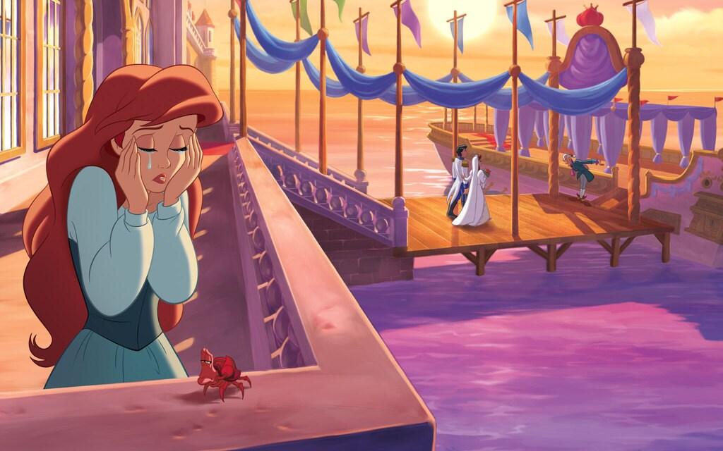 ariels story disney princess - Free Disney Books Online