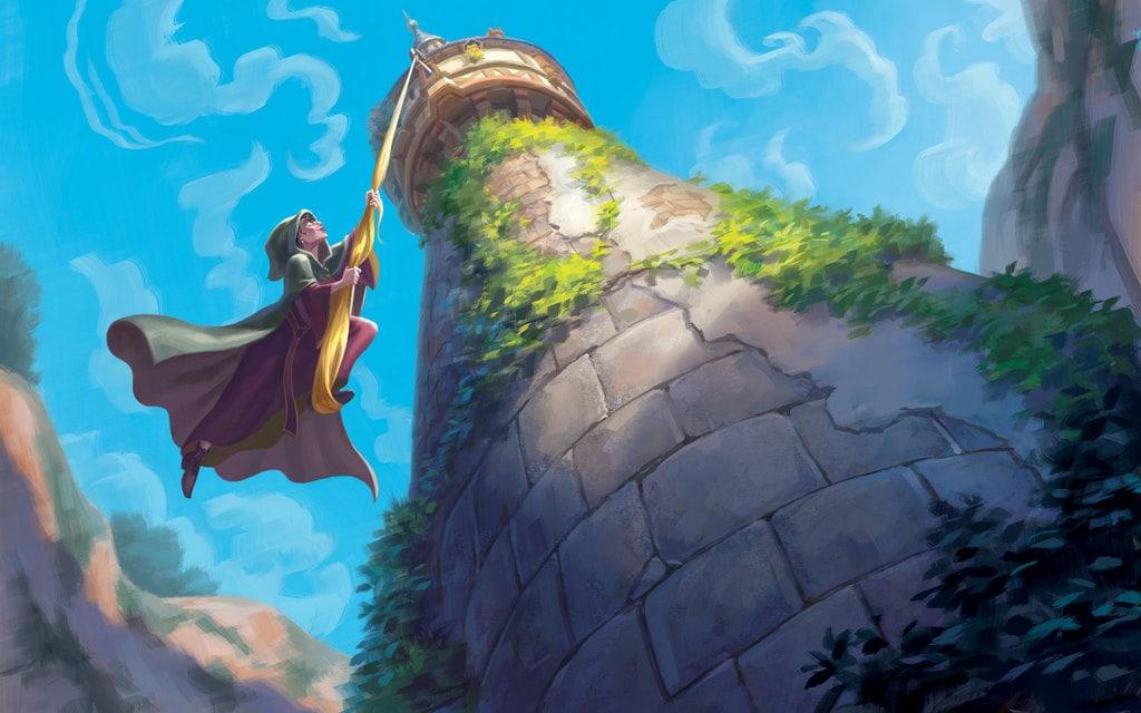 Rapunzel S Story Disney Princess