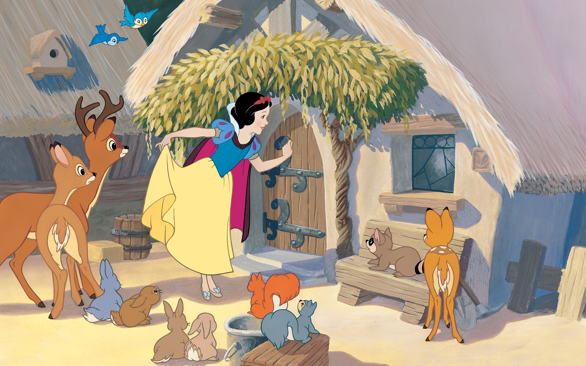 Snow White's Story | Disney Princess