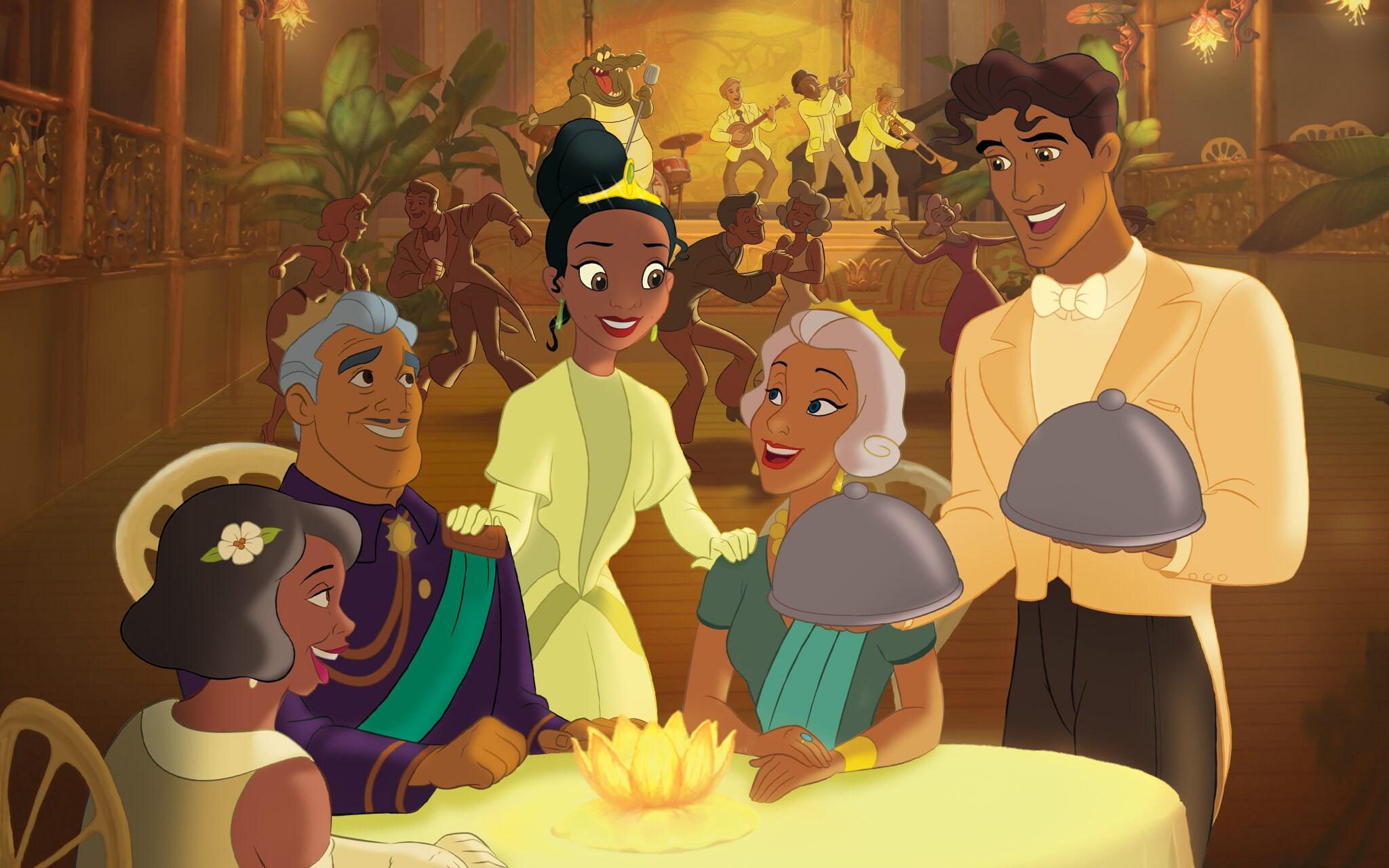 Tiana's Story | Disney Princess