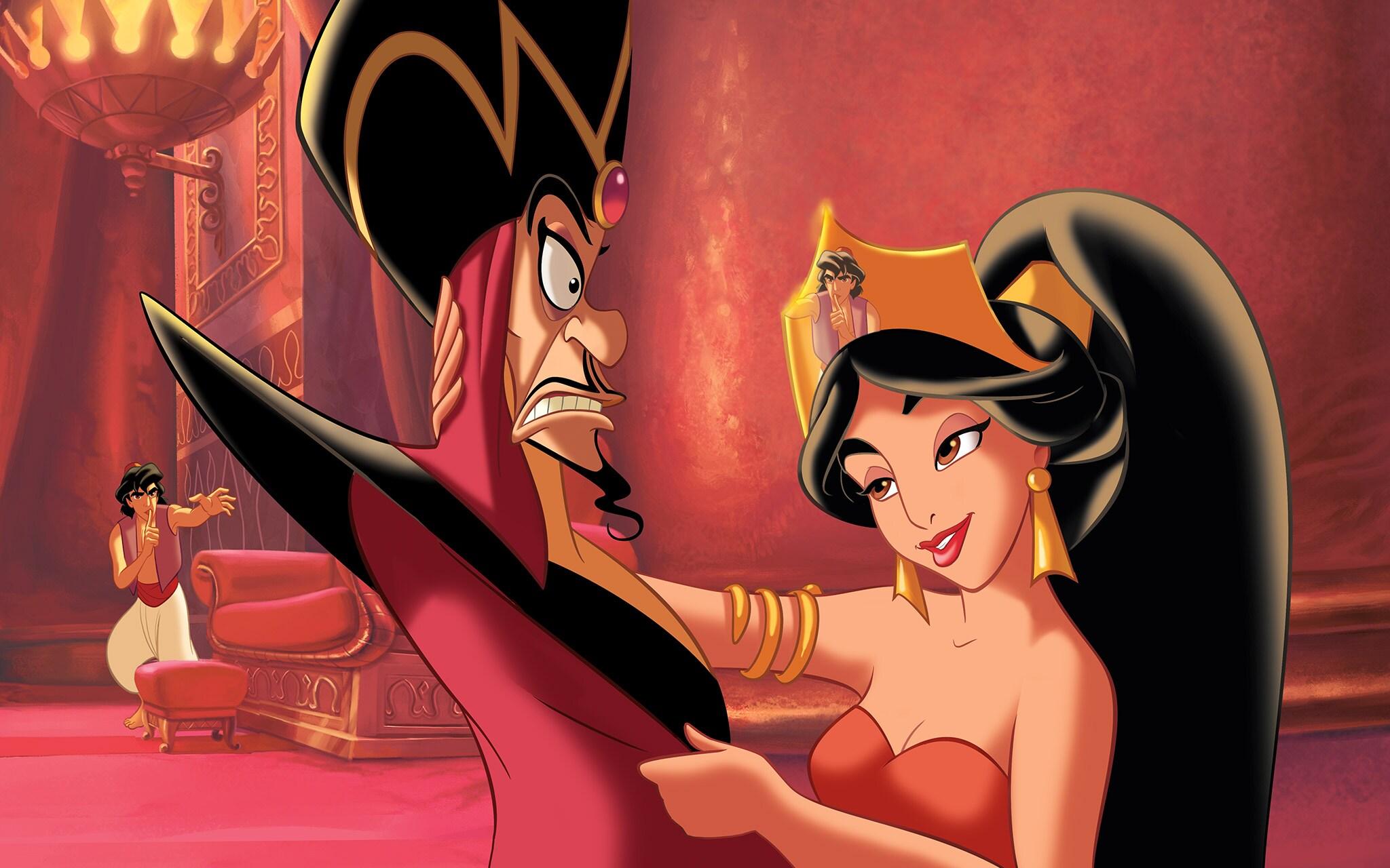 Jasmine S Story Disney Princess