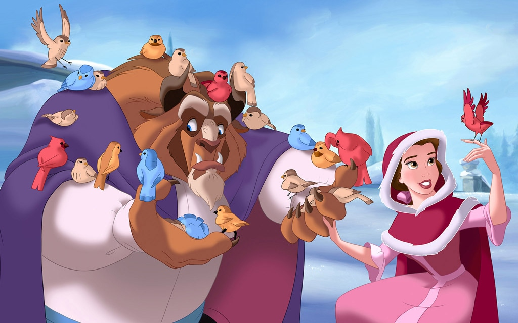 Image result for Princess Belle and the Beast