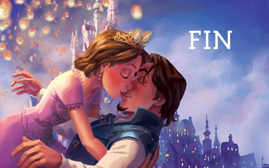 Cuentos De Princesas La Historia De Rapunzel Disney Ajá