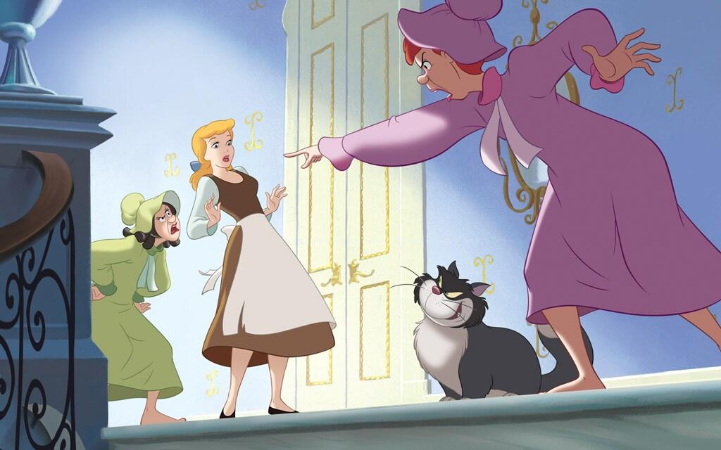Cinderella's Story | Disney Princess