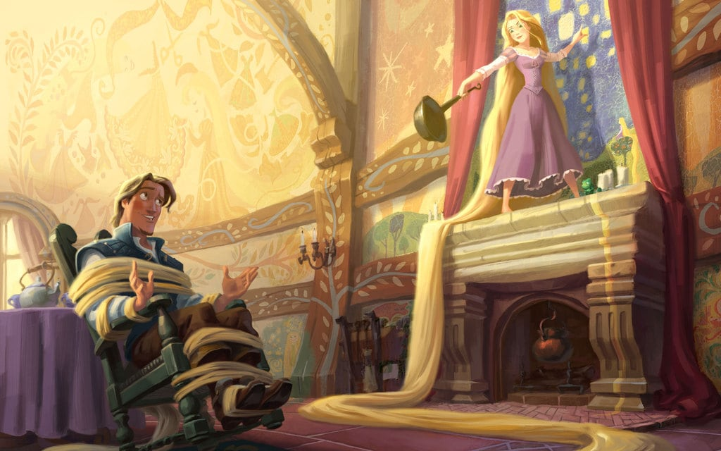 rapunzel true story