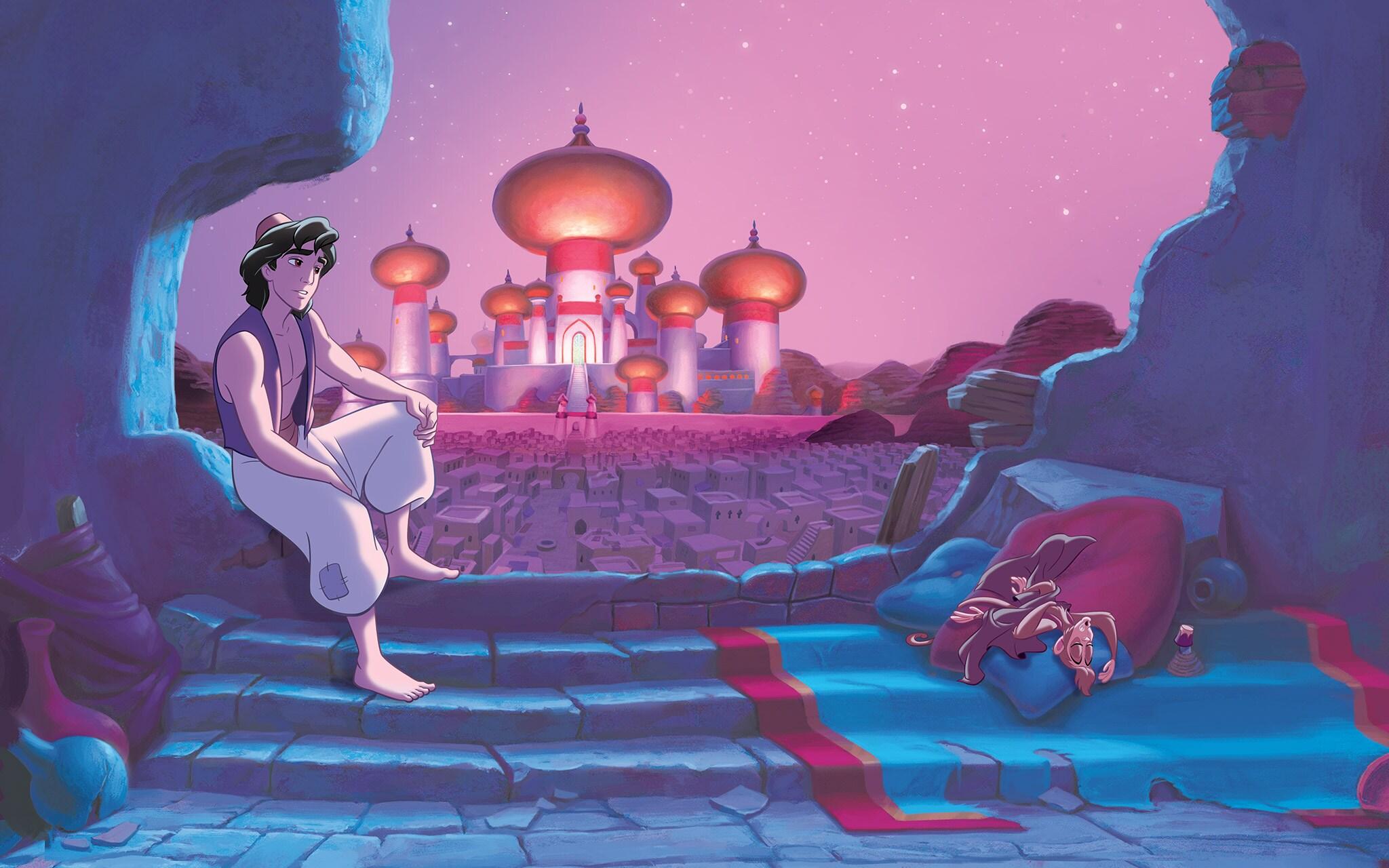 Jasmine's Story | Disney Princess