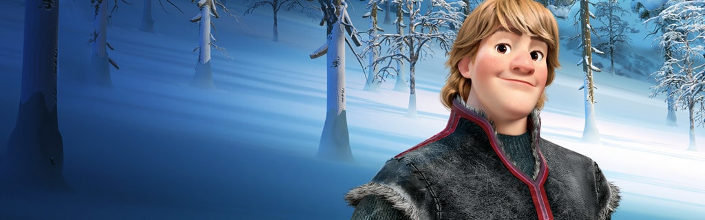 Frozen - Character Page - Kristoff