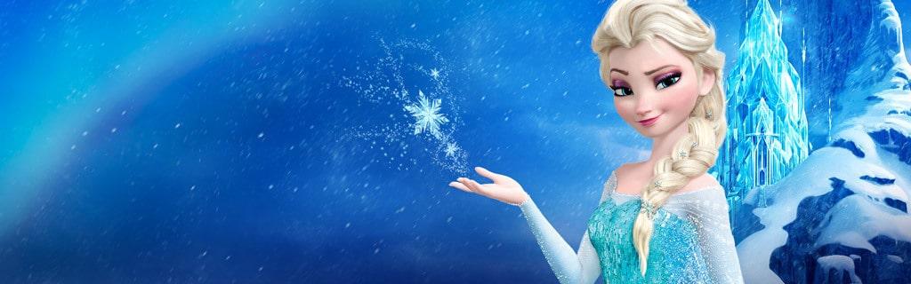 Frozen - Character Page - Elsa