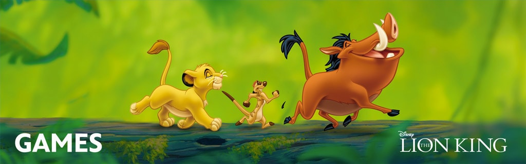Lion King Games Hero