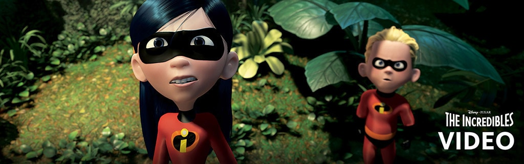 The Incredibles - Video Hero