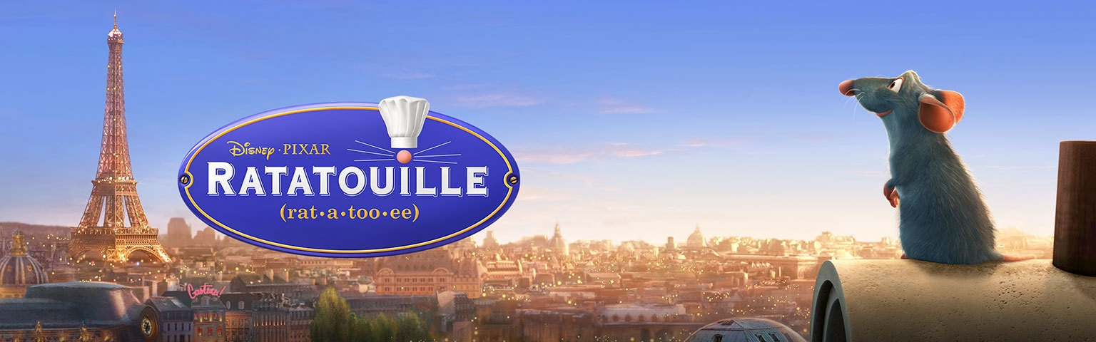 ratatouille disney movies