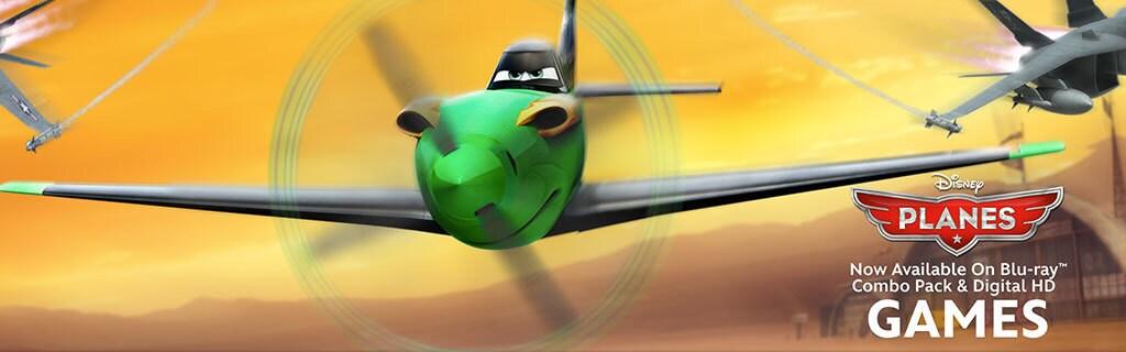 Planes - Games Hero