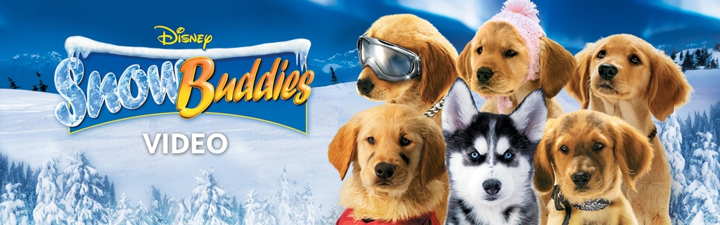 Snow Buddies Video Hero