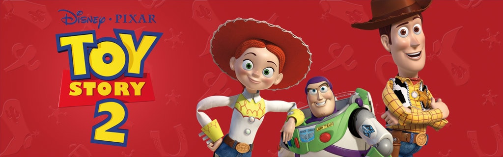 Toy Story 2 Hero - SG