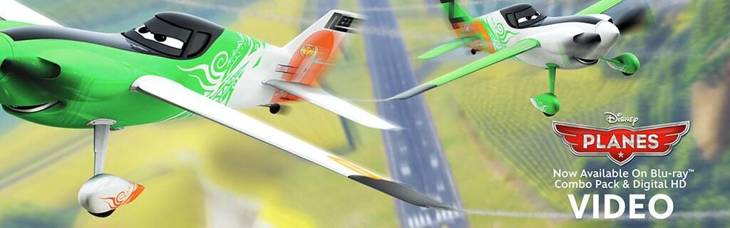 Planes - Video Hero