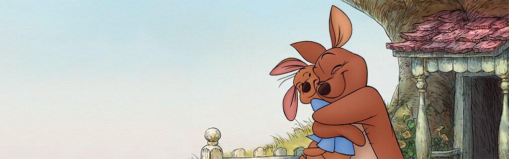 Kanga & Roo - Character Page - Hero