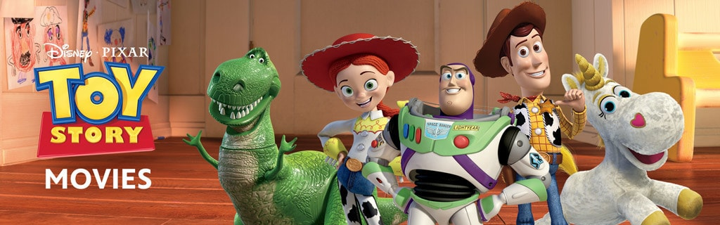 Toy Story Franchise Movies Hero