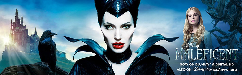 Maleficent - Products Page