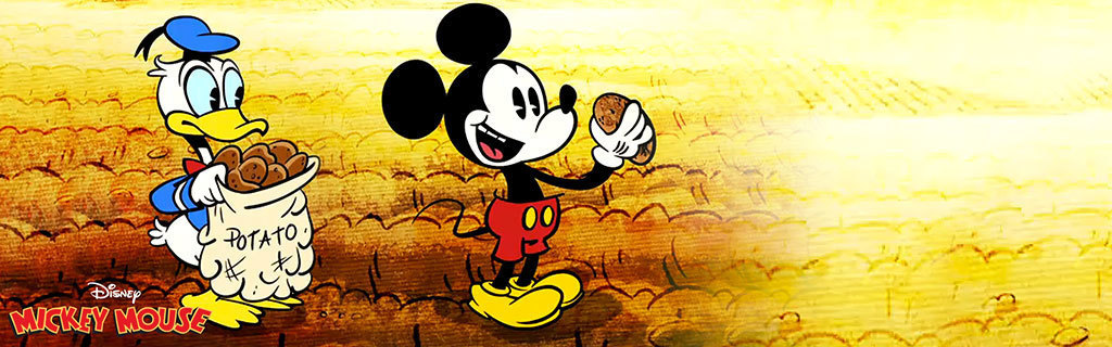 Mickey Short - Potatoland - Video Home - TH