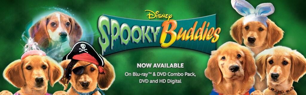 Spooky Buddies Hero