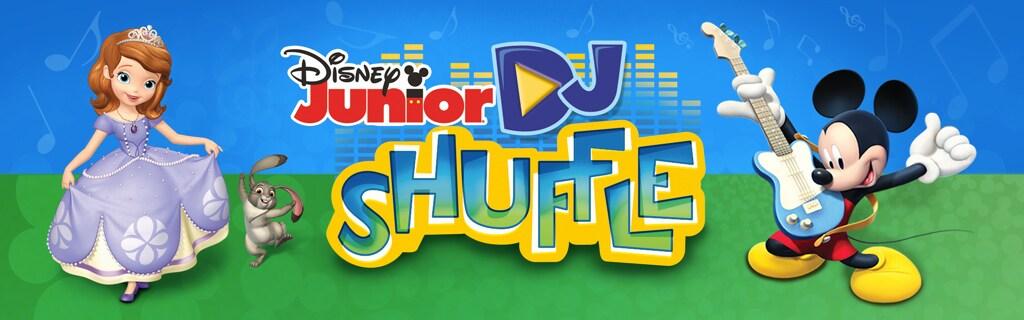 DJ Shuffle Hero