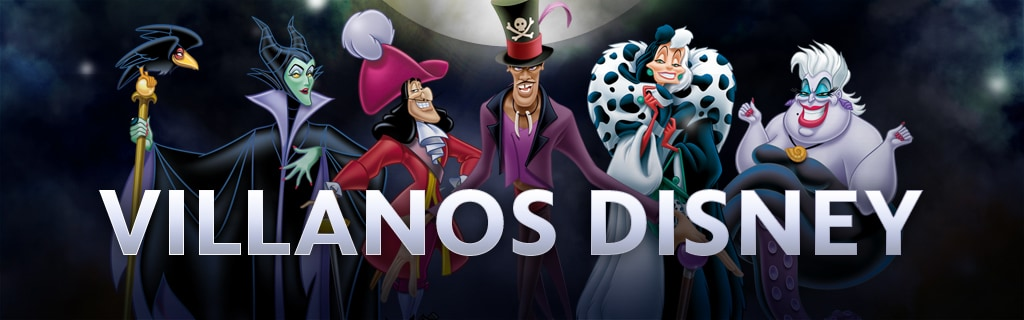 Villanos_disney_Collections