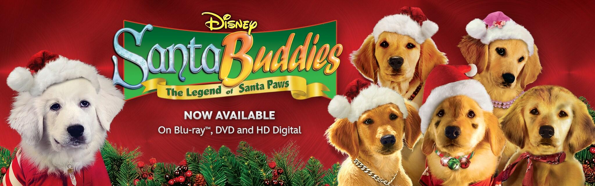 Santa Buddies Movies Disney Buddies
