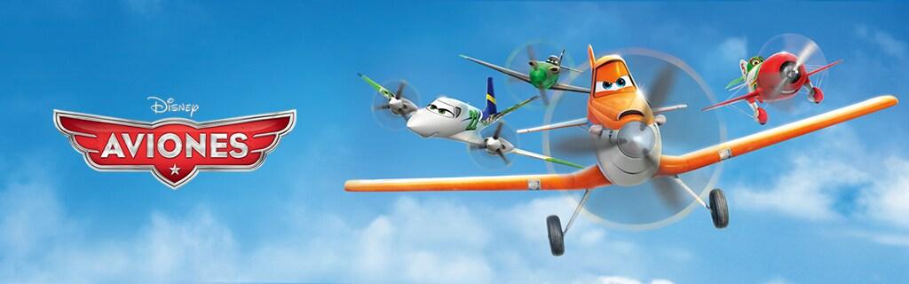 Aviones hero universal