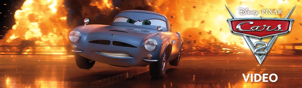 Cars 2 Video Hero