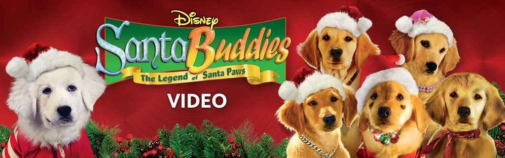 Santa Buddies Video Hero