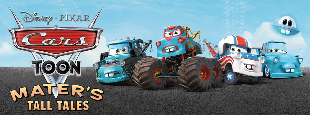 Cars Mater Tall Tales Game Part