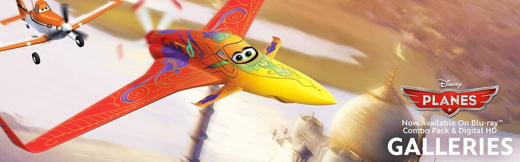 Planes - Gallery Hero