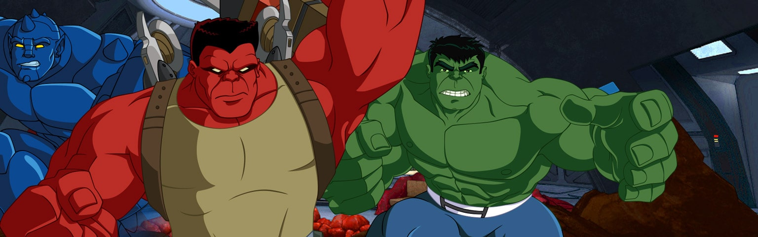 Marvel's Hulk and the Agents of S M A S H  Games | Disney XD