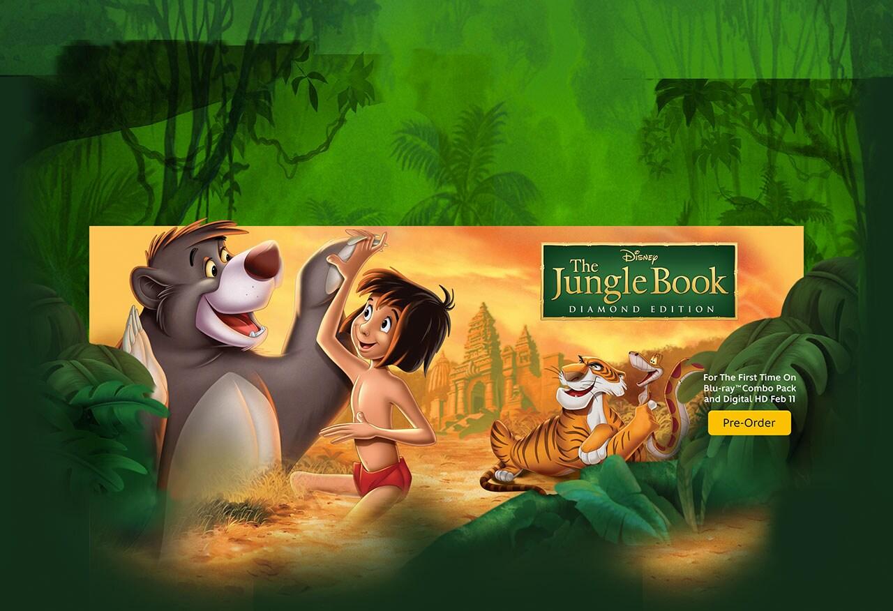 70ed326aa5c The Jungle Book   Disney Movies