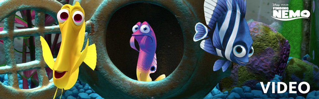 Finding Nemo Videos Hero Object