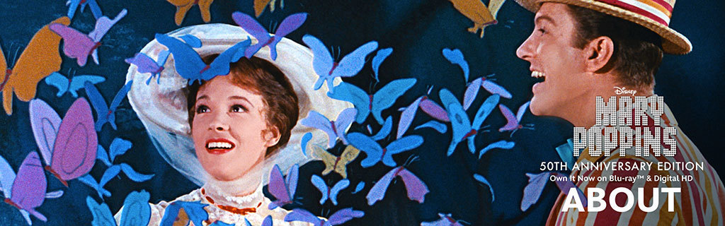 Mary Poppins - Synopsis